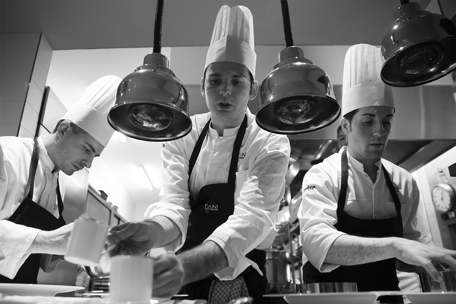 Photo cuisine ristorante Fani
